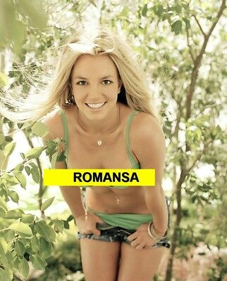 Britney Spears Photographic Image R3019
