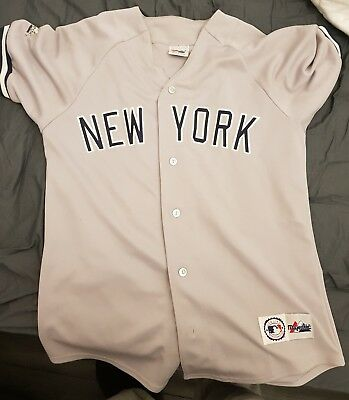 Maillot chemise shirt mlb new York yankees knicks size M baseball