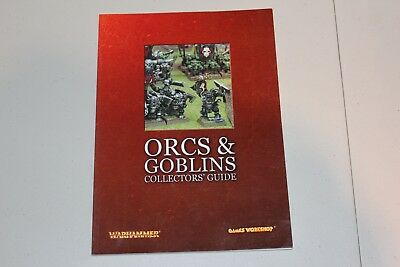 Warhammer Orcs and Goblins Collector's Guide
