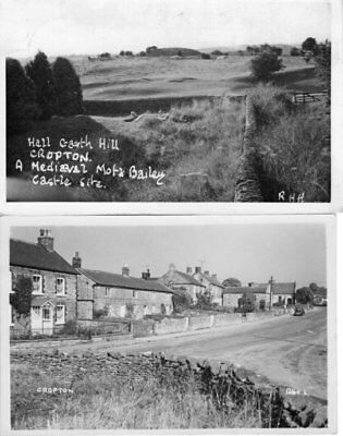 Cropton Pickering Yorkshire Village & Motte & Bailey Castle site - Messages RHH