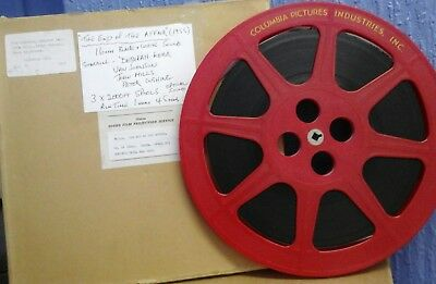 16Mm The End Of The Affair 1955 Feature Film (3X 2000Ft Spools) Optical Sound