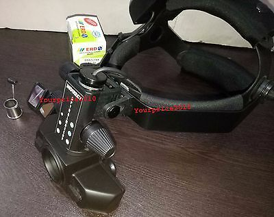 Wireless Binocular Indirect  Ophthalmoscope With  Accessories Ophthalmology K37