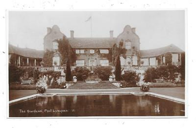 Superb Real Photographic Postcard Of Port Lympne House  Kent