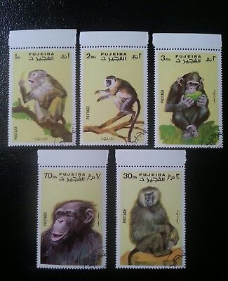 fujeira stamps