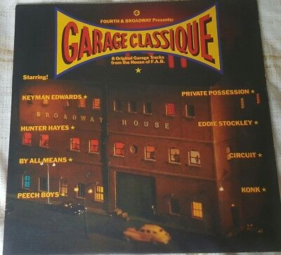 Garage Classique by Forth & Broadway LP Great Condition