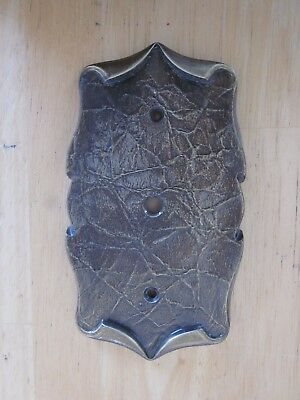 Amerock Carriage House Brass Cable Plate - Vintage