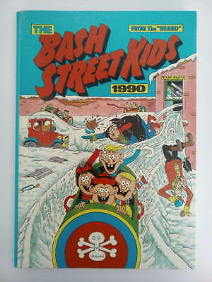 The Bash Street Kids From the Beano Annual 1990 - (Hard) - (Good) -0851164544