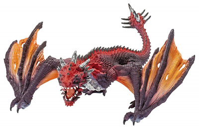 Schleich Eldrador Dragon Fighter Action Figure Mythical Animal Toys