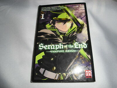Manga, Seraph of the End -Vampire Reign- Band 1