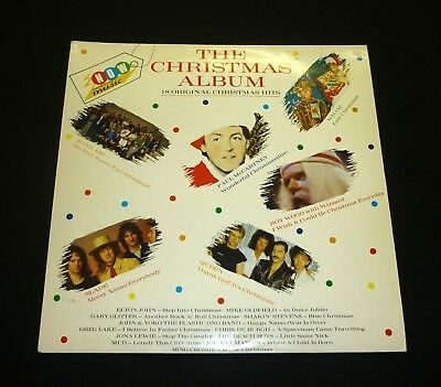 Now Thats What I Call Music The Christmas Album Lp 1985