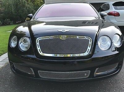 2006 Bentley Continental GT Flying Spur Sedan 4-Door 2006 Bentley Continental Flying Spur Sedan 4-Door 6.0L