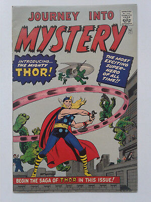 THOR Journey Into Mystery #83 1st Appearance Golden Record Variant - High Grade