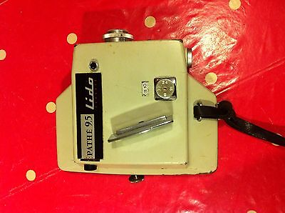 RARE Camera PATHE LIDO CLASSIC 9,5 mm complet TBE