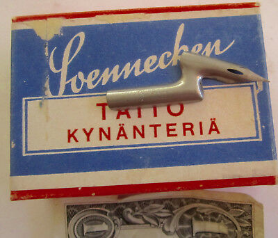 OLD Soennecken Pen Nibs Original Box + Some other Nibs