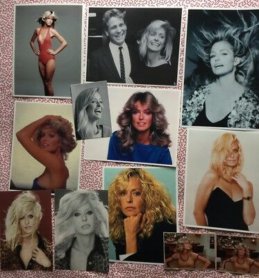 Farrah Fawcett - Charlie´s Angels lot photos and clippings
