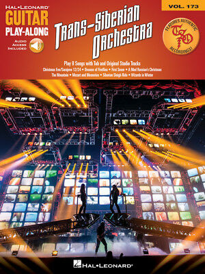 Trans-Siberian Orchestra Beethoven/'s Last Night Sheet Music Piano Voca 000701711