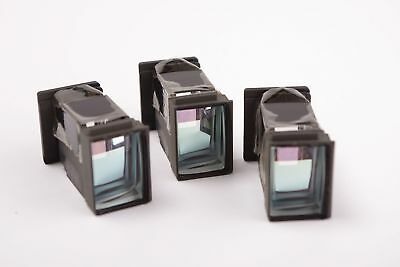 lot of 3x Rollei 35 Classic viewfinder replacements