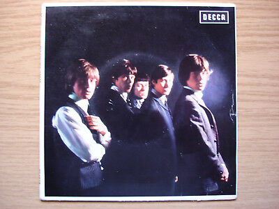 THE ROLLING STONES EP. first/erste Same Decca RARE BEAT