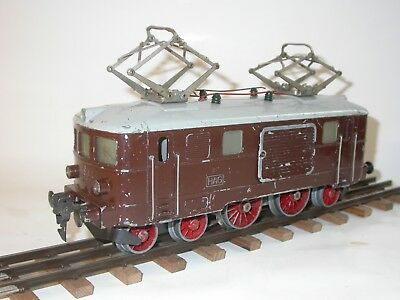 Hag 1101 F brown. Scale 0. Very rare 2B1 Swiss railway (SBB / CFF)