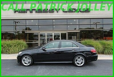 2014 Mercedes-Benz E-Class E 350 4MATIC® 2014 E 350 4MATIC Used 3.5L V6 24V Automatic 4MATIC Sedan Premium