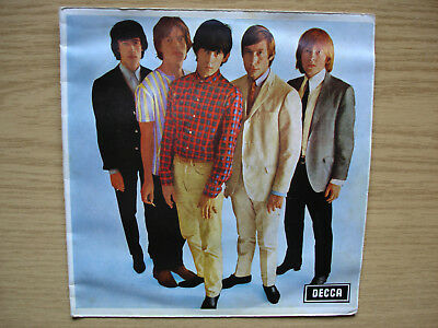 THE ROLLING STONES EP. FIVE BY FIVE  Decca weinrot RARE BEAT