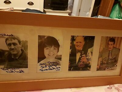 only fools and horses signed autograph