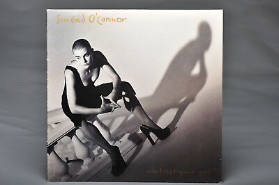 Sinead O'Connor Am I Not Your Girl Vinyl Lp 1992 First Pressing