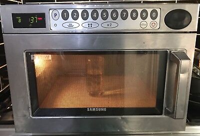 Samsung Cm1929 1850w Commercial Microwave Catering