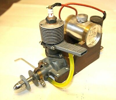Baby Cyclone ignition engine
