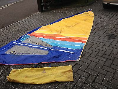 Gaastra Sails 5.5M Powerhead Windsurf Sail, Used