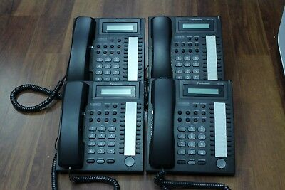 Panasonic KX-T7731 Advanced Hybrid System Telephones, UNTESTED AS IS, Lot of 4