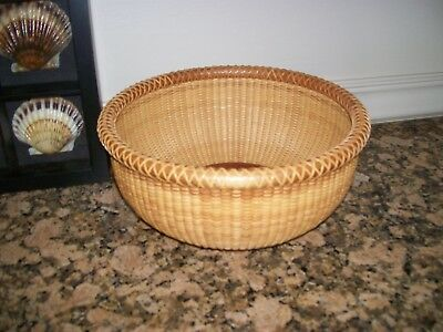 Nantucket Basket  by Christa Shaw      quality craftsmanship!!!