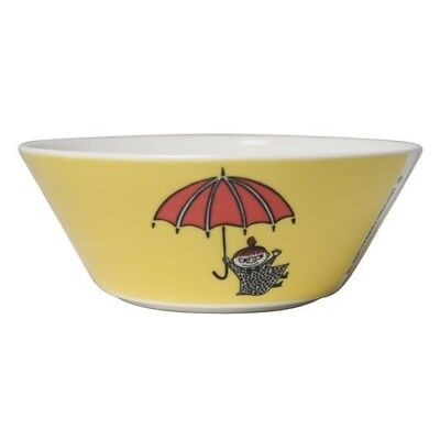 Moomin Bowl Little My 15 cm Arabia Discontinued