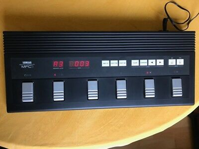"Yamaha MIDI Foot Controller MFC1, ""mint condition"", voll funktionsfähig"