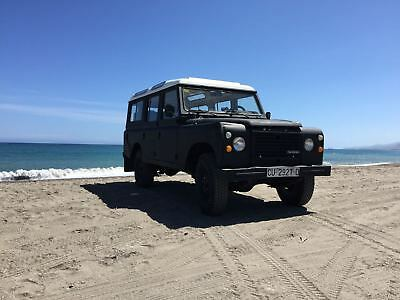 1984 Land Rover Defender  LAND ROVER 109 TURBO