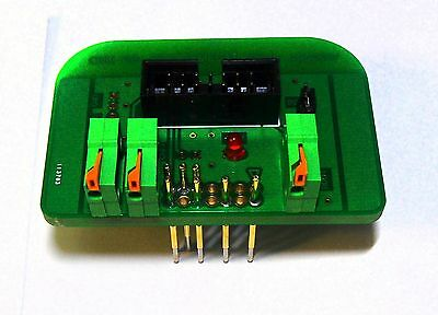 Adapter for BOCSH MED17/EDC17 Infeneon TriCore TC17xx - 14P600KT04