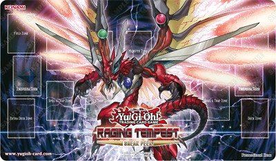 "YuGiOh! Raging Tempest: ""Odd-Eyes Raging Dragon"" Playmat"