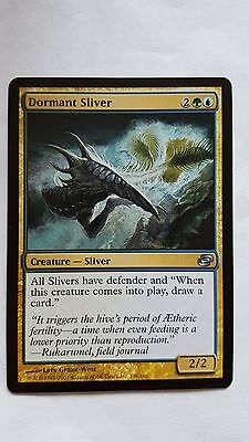 1x DORMANT SLIVER - Rare - Planar Chaos - MTG - NM - Magic the Gathering