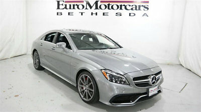 2015 Mercedes-Benz CLS-Class 4dr Sedan CLS 63 AMG S-Model 4MATIC 4dr Sedan CLS 63 AMG S-Model 4MATIC 2015 mercedes benz cls 63 amg sedan used cer