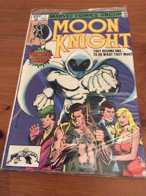 Moonknight issue 1 - 1980