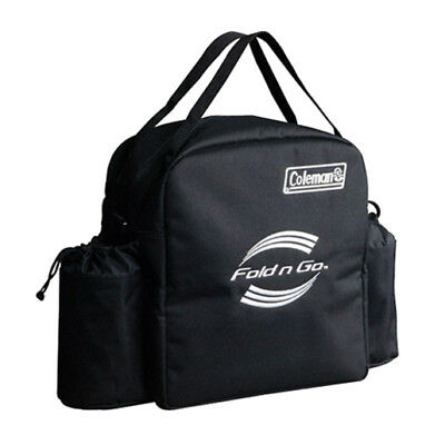 """Coleman 2000004429 Carry Bag Fold N Go Grill/Stove 12.5"""" x 8.3"""" x 14.5"""" Black"""