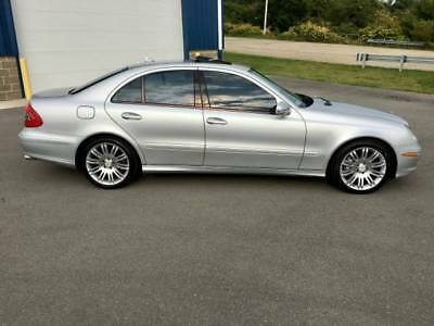 2007 Mercedes-Benz E-Class E550 SPORT 2007 Mercedes-Benz E550