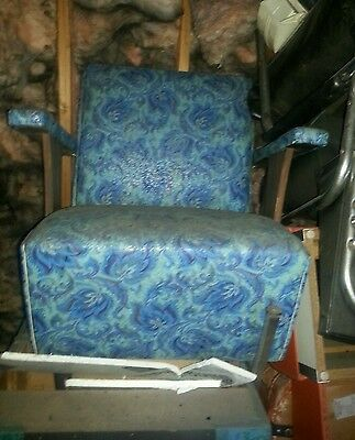 Vintage salon chairs. Sold As Lot