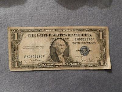 Series 1935 D United States Of America $1 Note