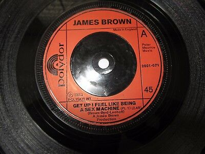 funky soul record by james brown