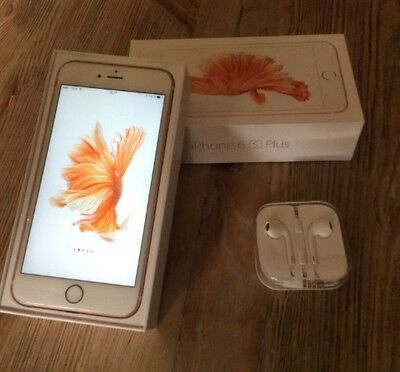 Vend Iphone 6S Plus 128go Rose