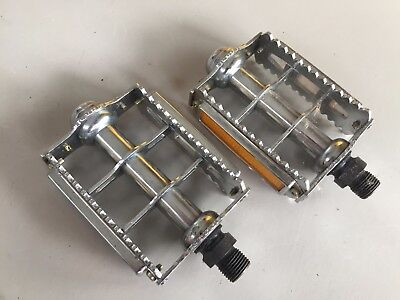 Old School BMX - NOS KKT Rat Trap Pedals - 9/16 - Mongoose - Redline - Kuwahara
