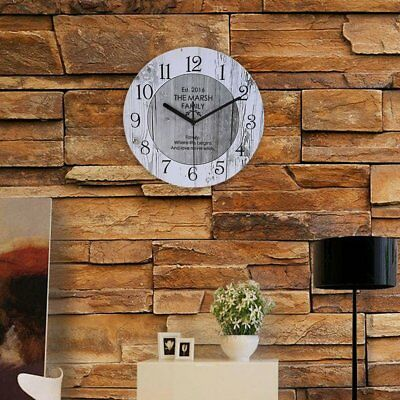 Acctim taunton wooden pendulum wall clock with gold effect bezel large atlas pendulum wall clock shabby vintage chic retro home mans gift cheap gumiabroncs Image collections