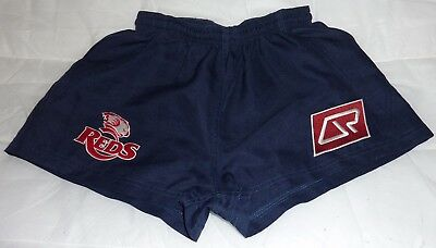 Qld. Reds Replica Player Shorts