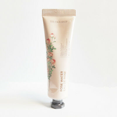 [The Face Shop] Daily Perfume Hand Cream 30ml #01 Rose Water